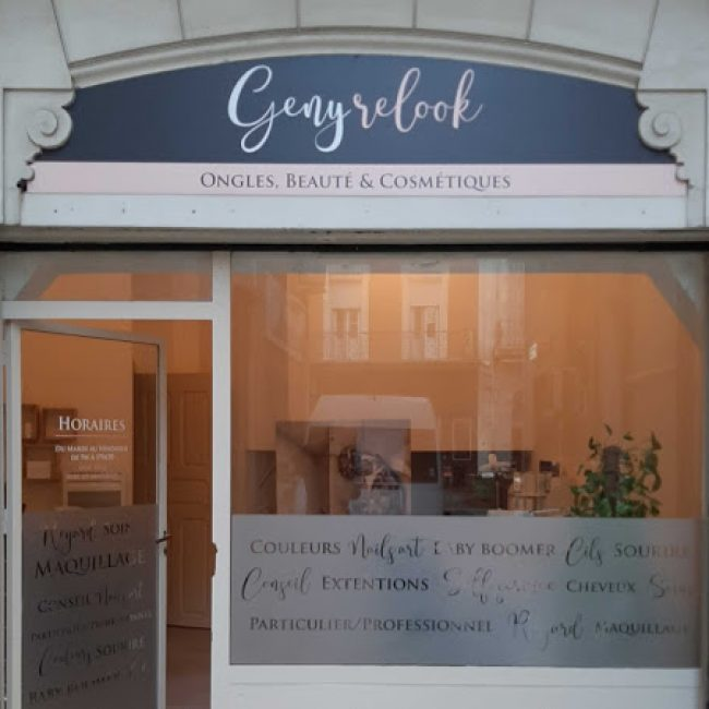 Geny Relook Ongles Beauté