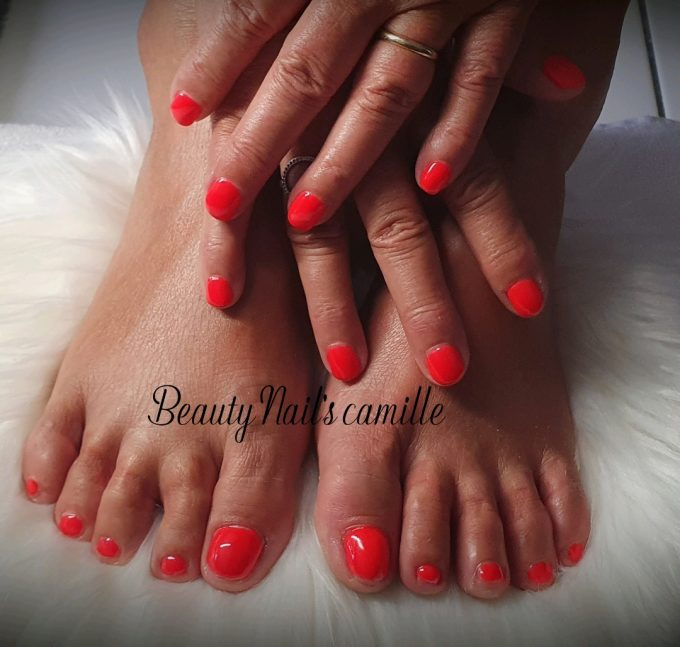Beauty Nail's Camille